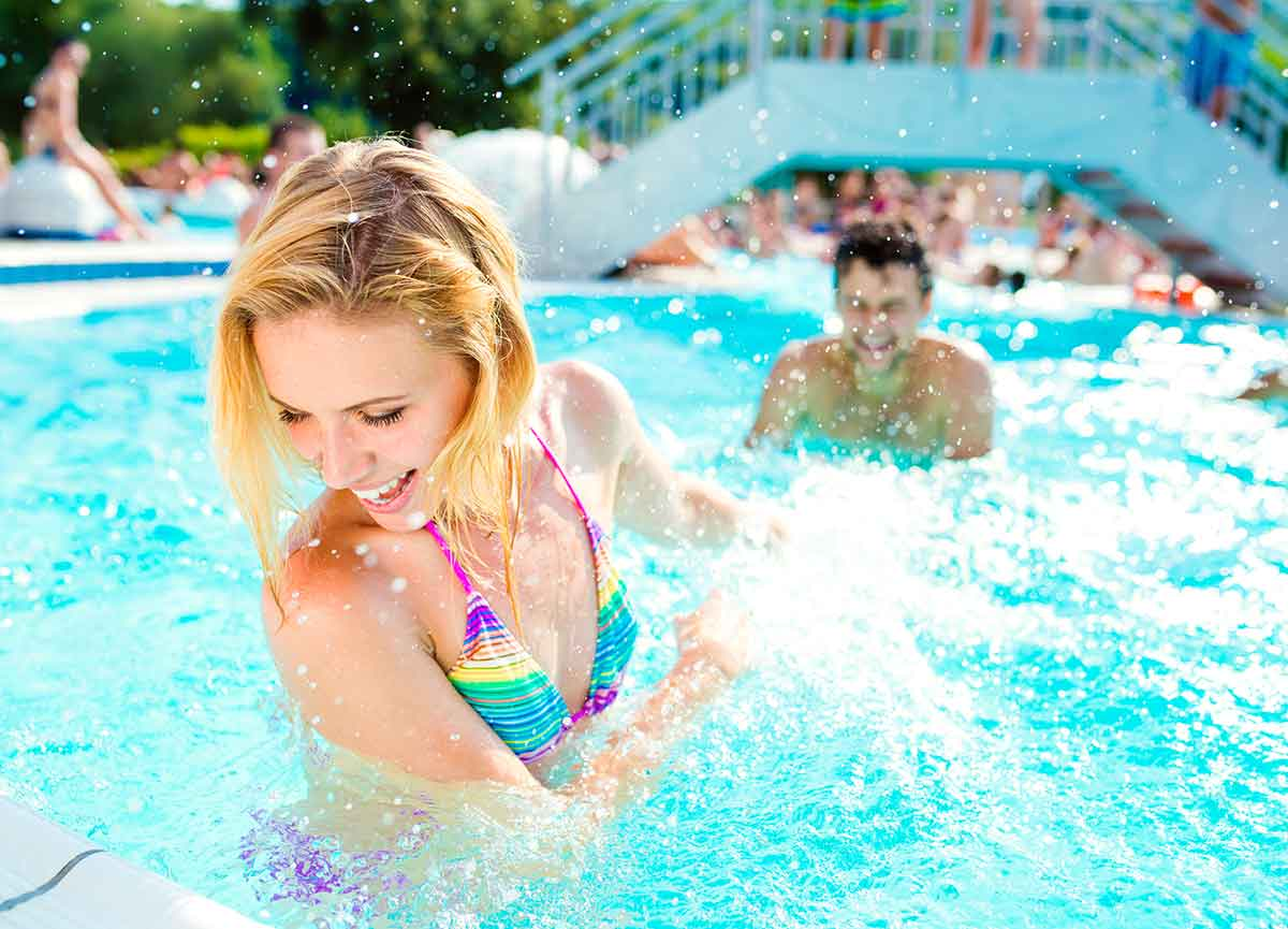 Aqua World And The Pool People Pools Are A Leading Supplier Of