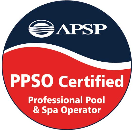 APSP PPSO Certified Professional Pool & Spa Operator | The Pool People