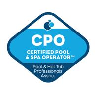 Certified Pool Operator - The Pool People, Cyprus